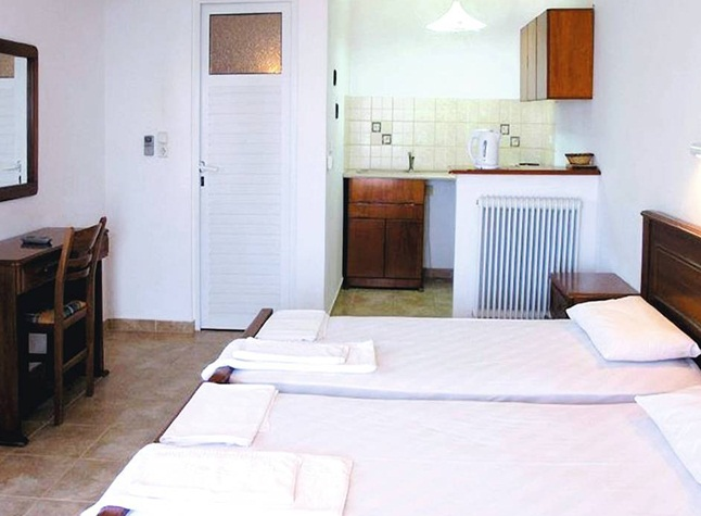 Saoulas Apartments