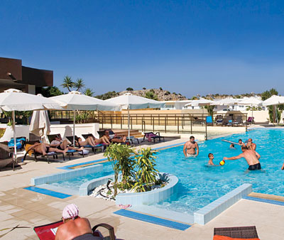 Anavadia Hotel, Pool Overview, 14124