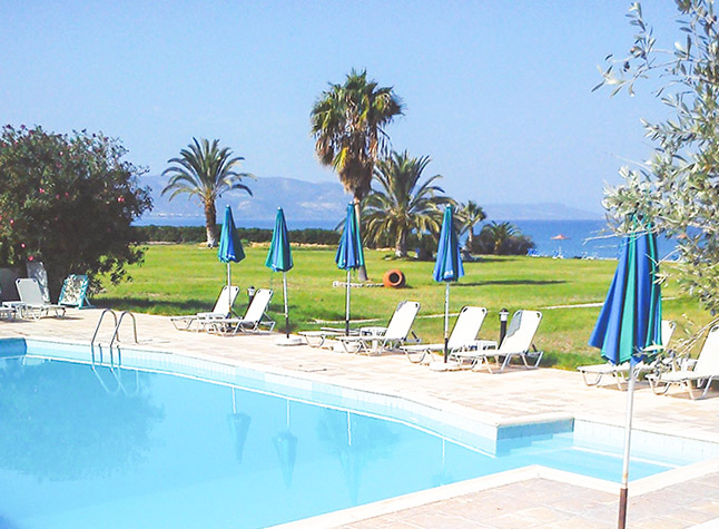 Natura Beach Hotel, Pool, 21147