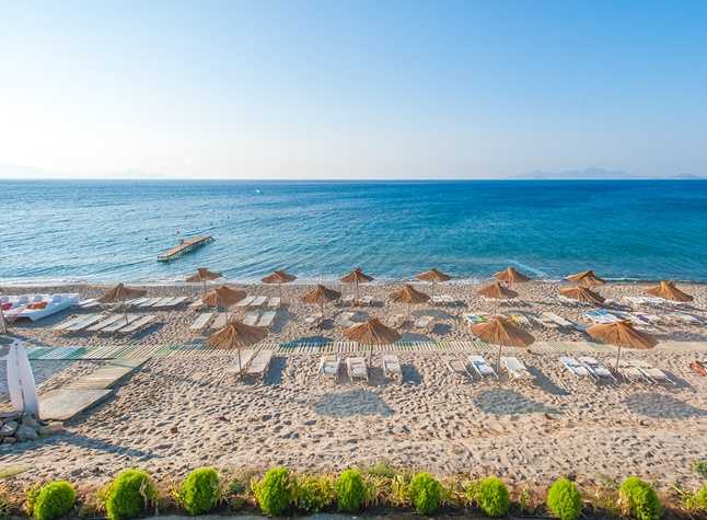Akti Beach Club, Beach,25220