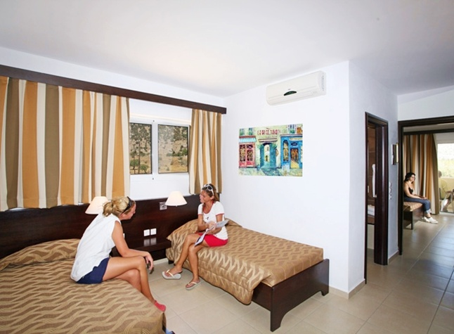Akti Beach Club, Bedroom,25220