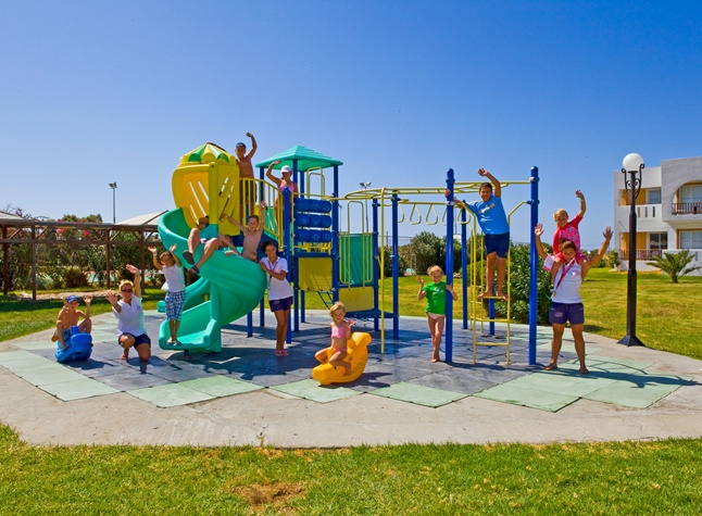 Akti Beach Club, Playground,25220