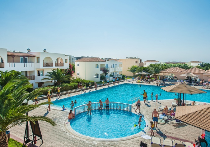 Akti Beach Club, Pool overview,25220