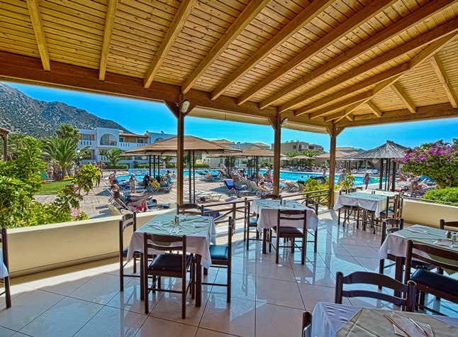 Akti Beach Club, Seating area, 25220