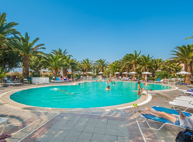 Akti Beach Club, Swimming pool area,25220