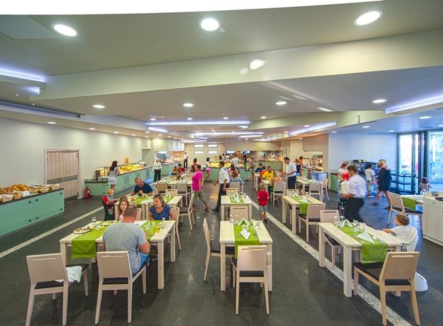 Akti Palace Hotel, Main restaurant, 25234