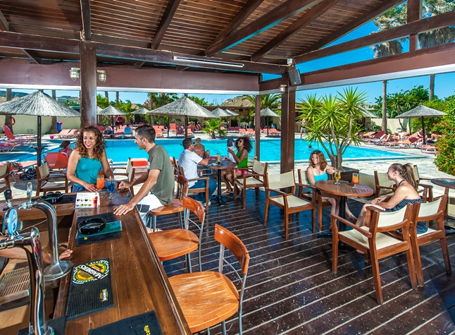 Argiri Hotel, Pool bar,15248