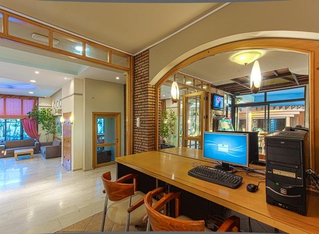 Argiri Hotel, Internet corner, 15248