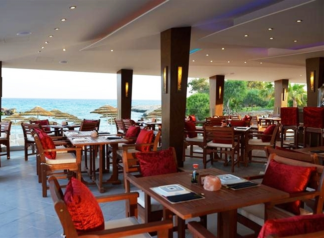 Adams Beach Hotel, Socci Sushi Bar,21305