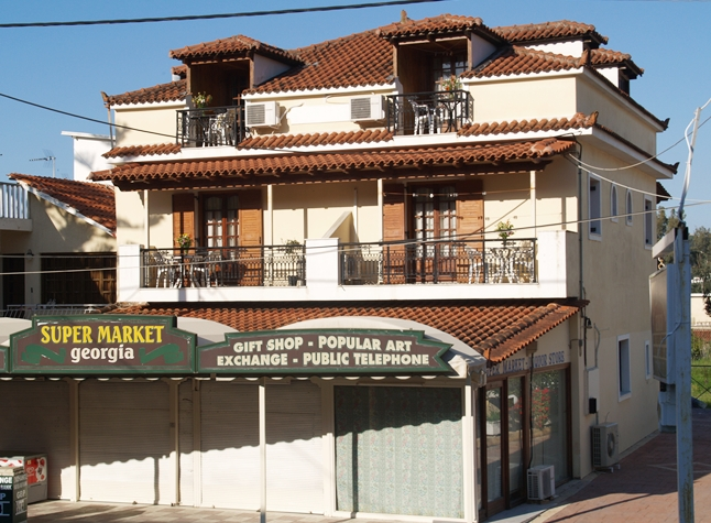 Joanna Studios and Pool Use