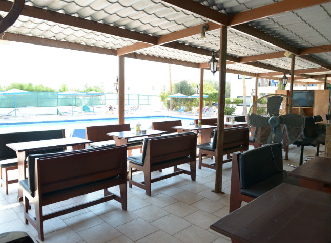 Carina Apartments, Pool Bar,11332