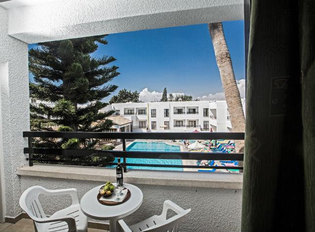 Anthea Hotel, Balcony, 11331