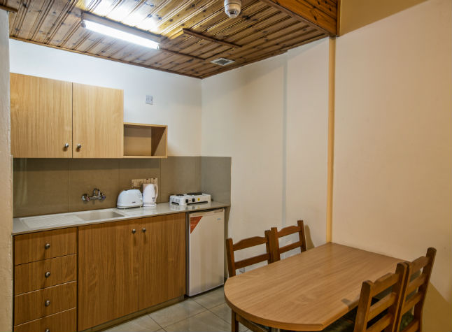 Anthea Hotel, Kitchen Area,11331