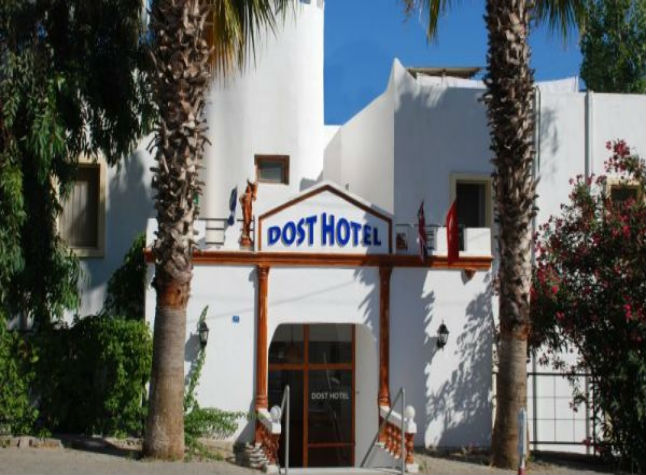 Dost Hotel, Entrance,3005