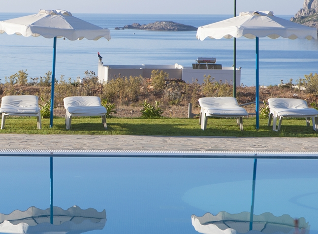 Lindos Sun Hotel, Swimming pool,24402
