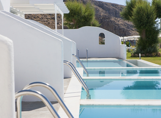 Lindos Sun Hotel, Private pools, 24402