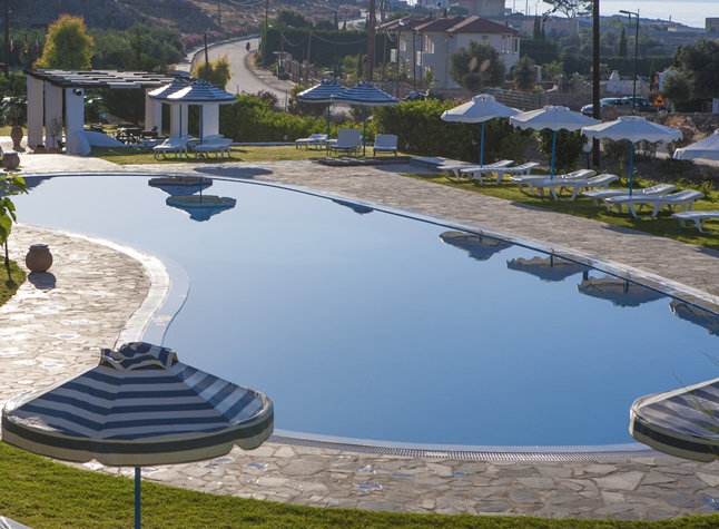 Lindos Sun Hotel, Swimming pool, 24402