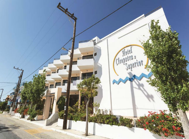 Cleopatra Superior Hotel, Exterior,30940