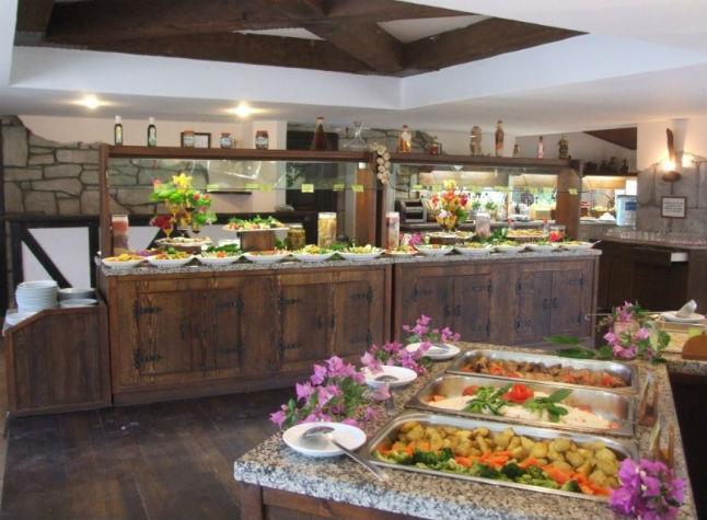 Club Hotel Flora, Restaurant,3028