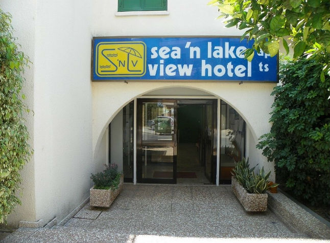 Sea n Lake View Apartments, Entrance,21505