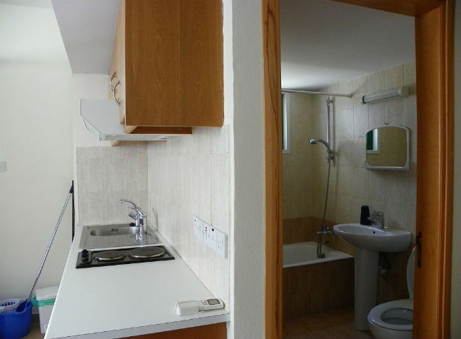 Sea n Lake View Apartments, Kitchenette and Bathroom,21505