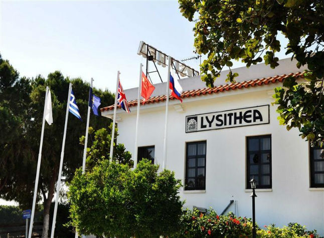 Lysithea Hotel Apartments, Entrance,21507