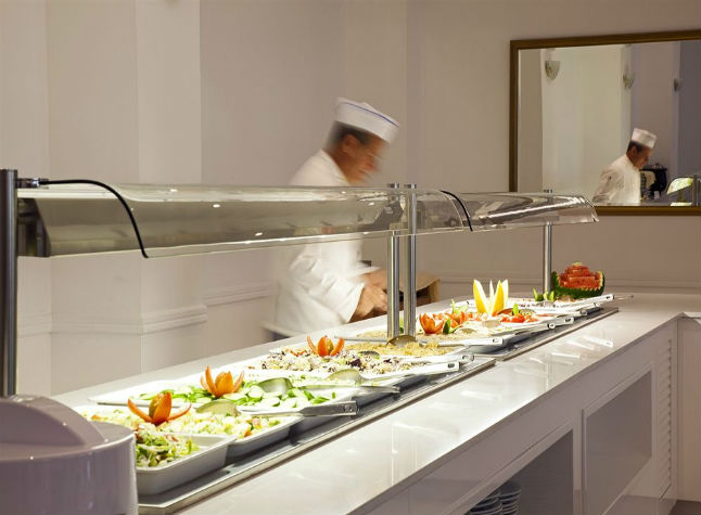 Christofinia Hotel, Buffet,21347