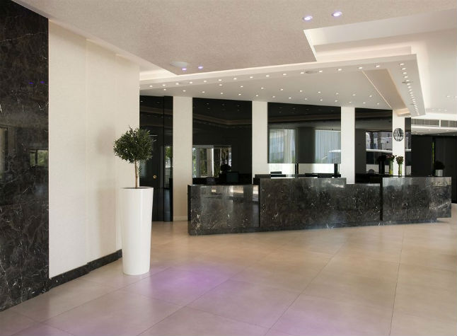 Christofinia Hotel, Lobby reception,21347