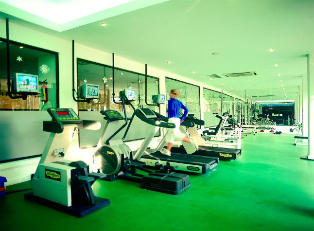 Grecian Bay, Gym,21303