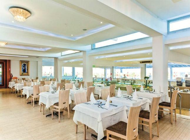 Asterias Hotel, Restaurant,30688
