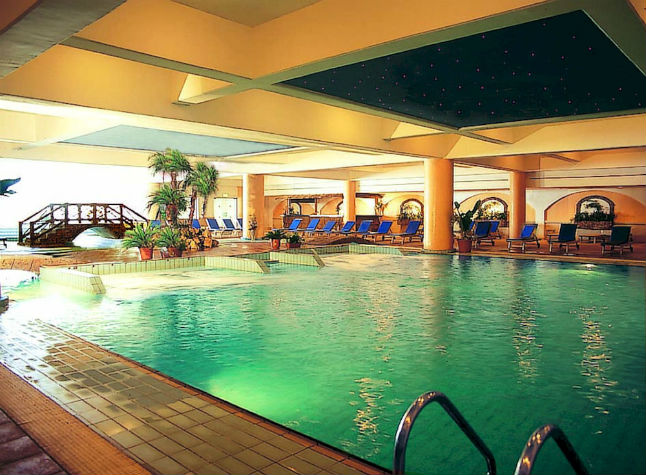 Adams Beach Hotel, Indoor pool,21305