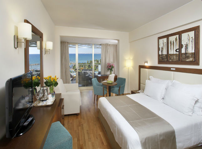 Golden Bay Beach Hotel, Mini Suite,21502