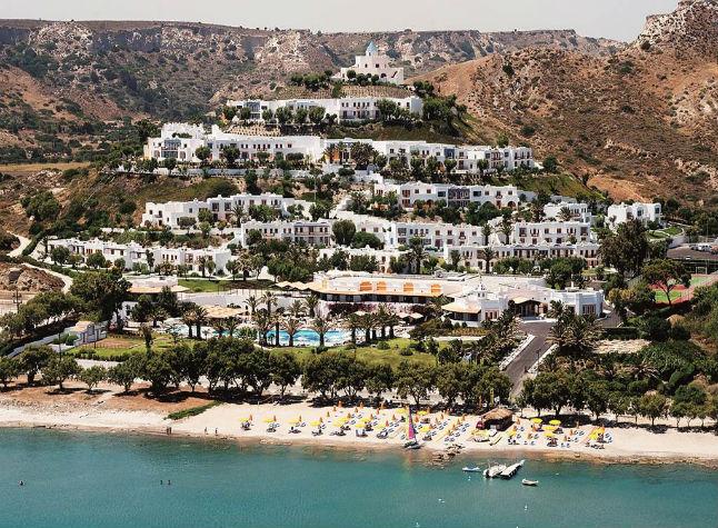 Aegean Village, Aerial view,25208