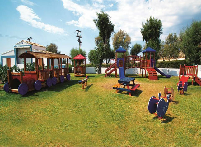 Aegean Village, Children's playground,25208