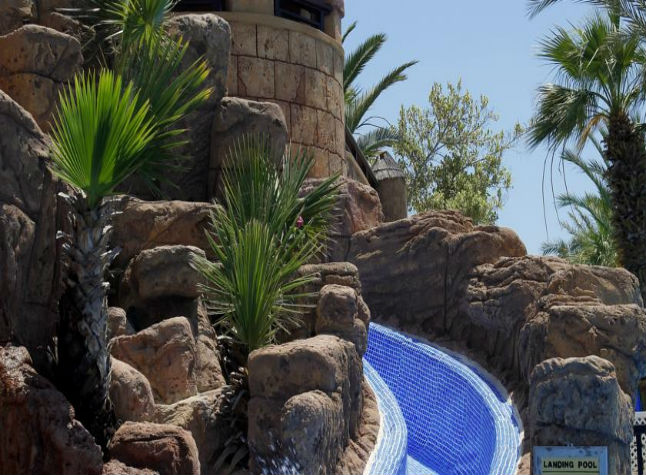 Lordos Beach Hotel, Waterslide,21501