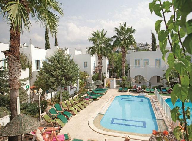 Bagevleri Hotel, Pool area,549