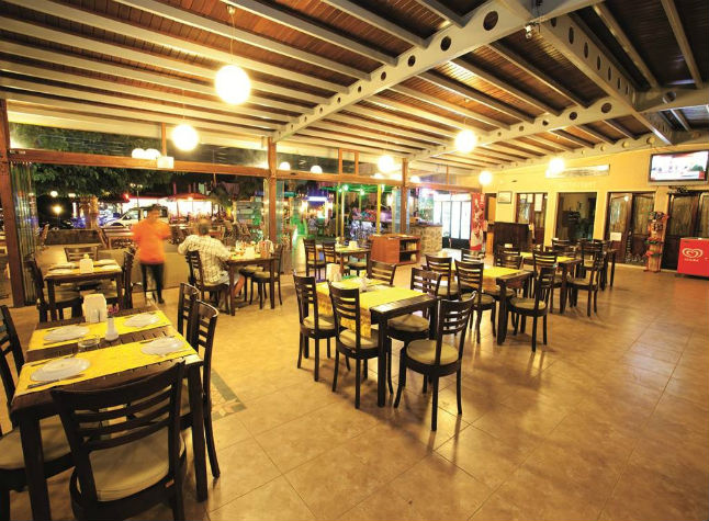 Bagevleri Hotel, Restaurant,549