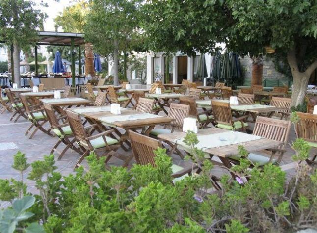 Bagevleri Hotel, Outdoor restaurant,549