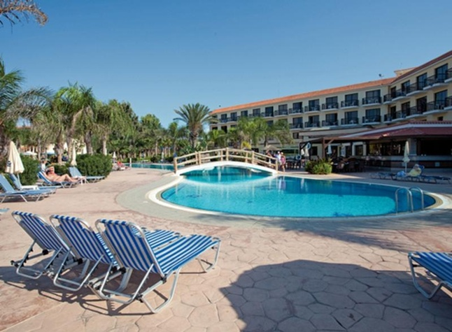 Anmaria Hotel, Pool area,21346