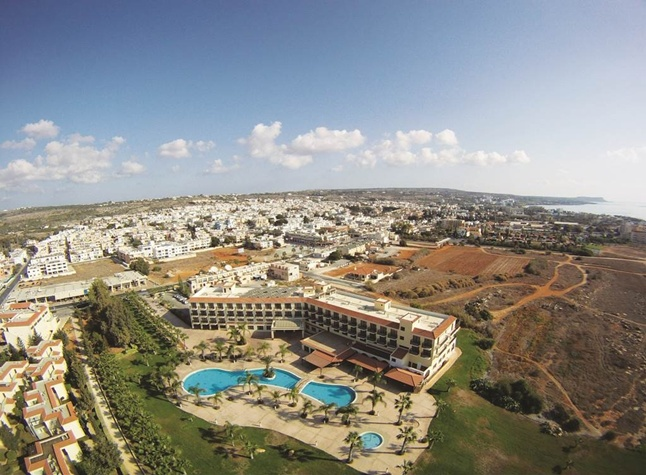 Anmaria Hotel, Aerial view,21346