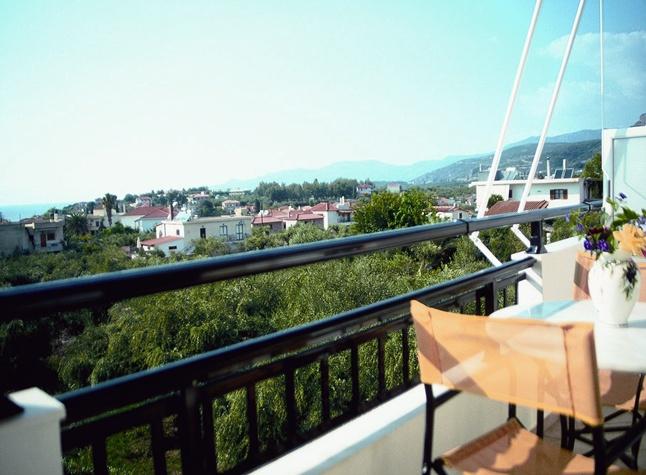 Bonos Apartments, Balcony,643