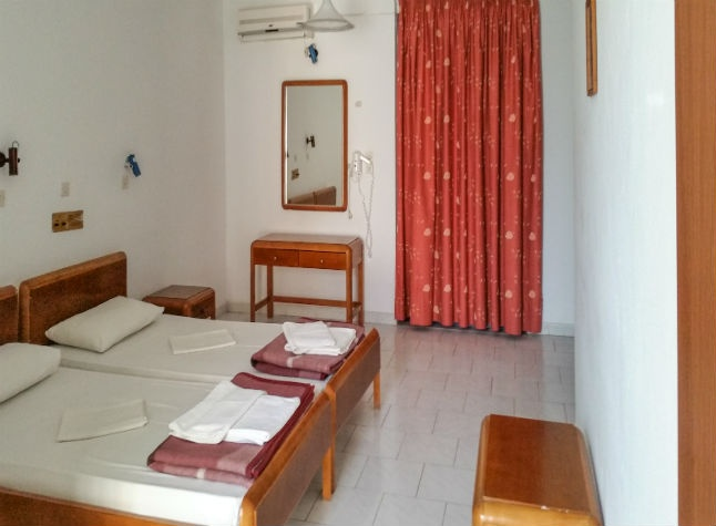 Harriet Apartments, Double room,15250