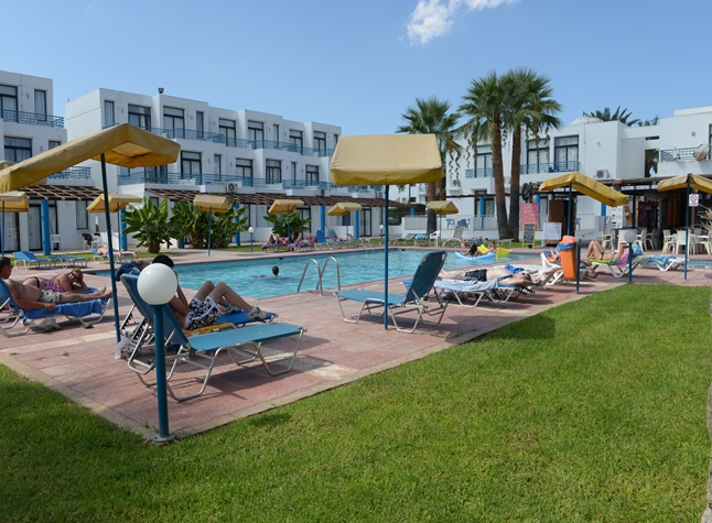 Diomylos Hotel, Pool area,11346