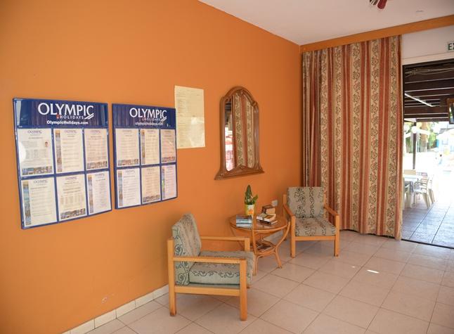 Diomylos Hotel, Lobby,11346