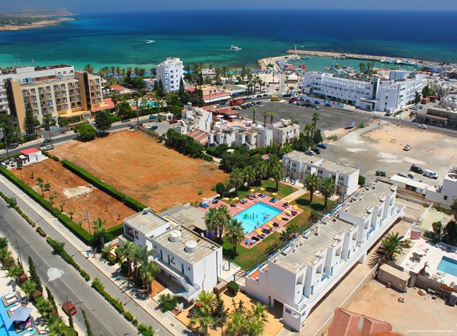 Diomylos Hotel, Aerial view,11346