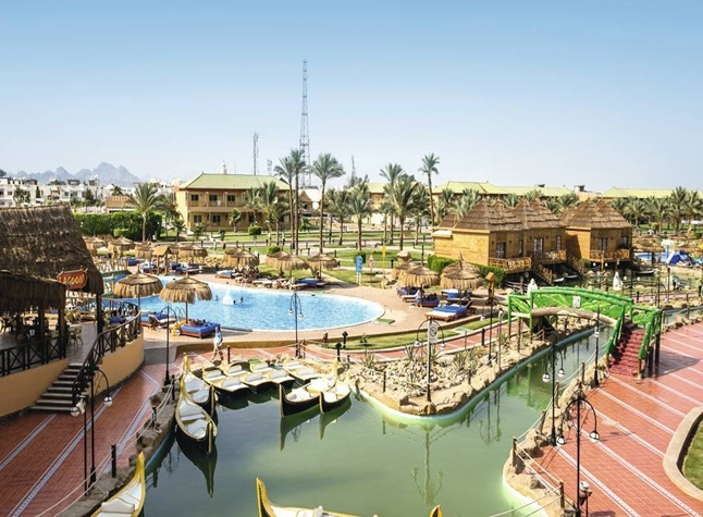 Aqua Blue Sharm El Sheikh All Inclusive