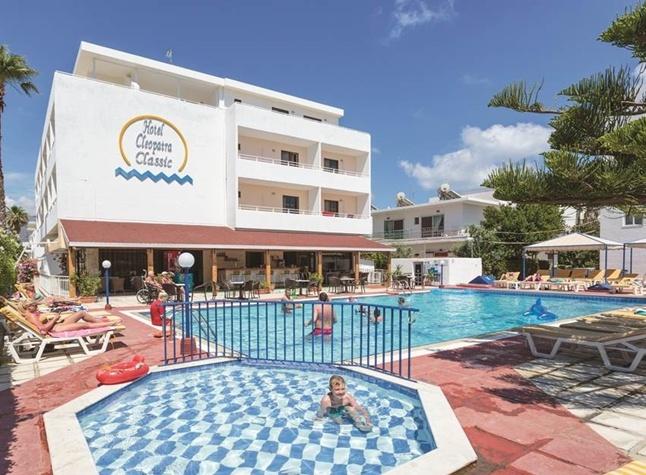 Cleopatra Hotel, Pool,30939
