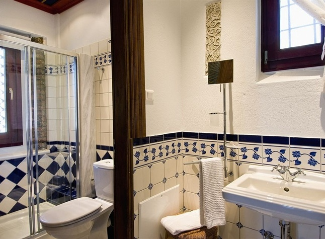 Ano Volios Hotel, Bathroom,371