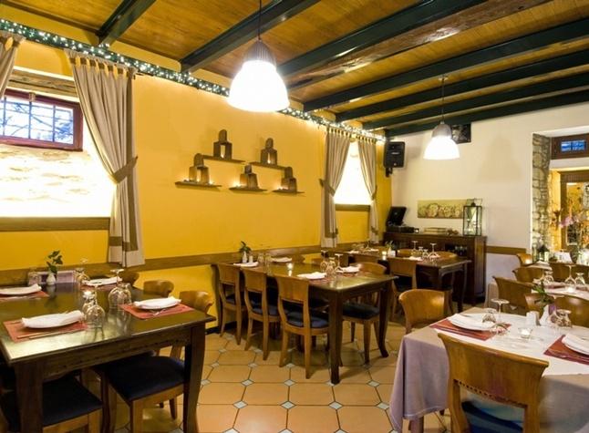Ano Volios Hotel, Restaurant,371