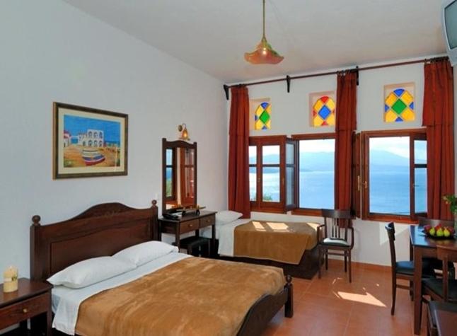 Leda Pelion Hotel, Triple room,372